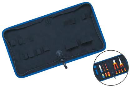 Нейлоновый футляр для инструментов, пустой KL910L