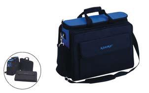 Чемоданы и сумки для хранения и перевозки инструментов