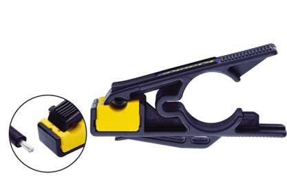 Степпер для фотогальванических кабелей KL735PV