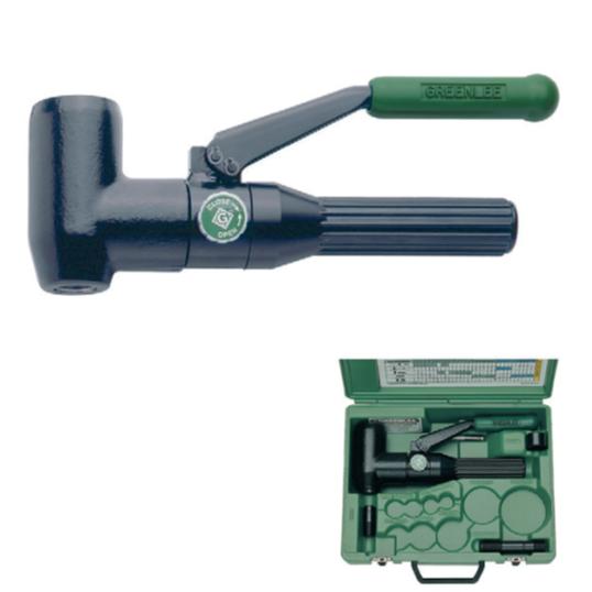 Угловой гидравлический привод для выдавливания отверстий Kwik Draw 7904E