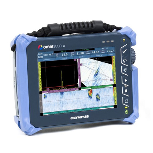 Промышленный дефектоскоп Olympus OmniScan SX