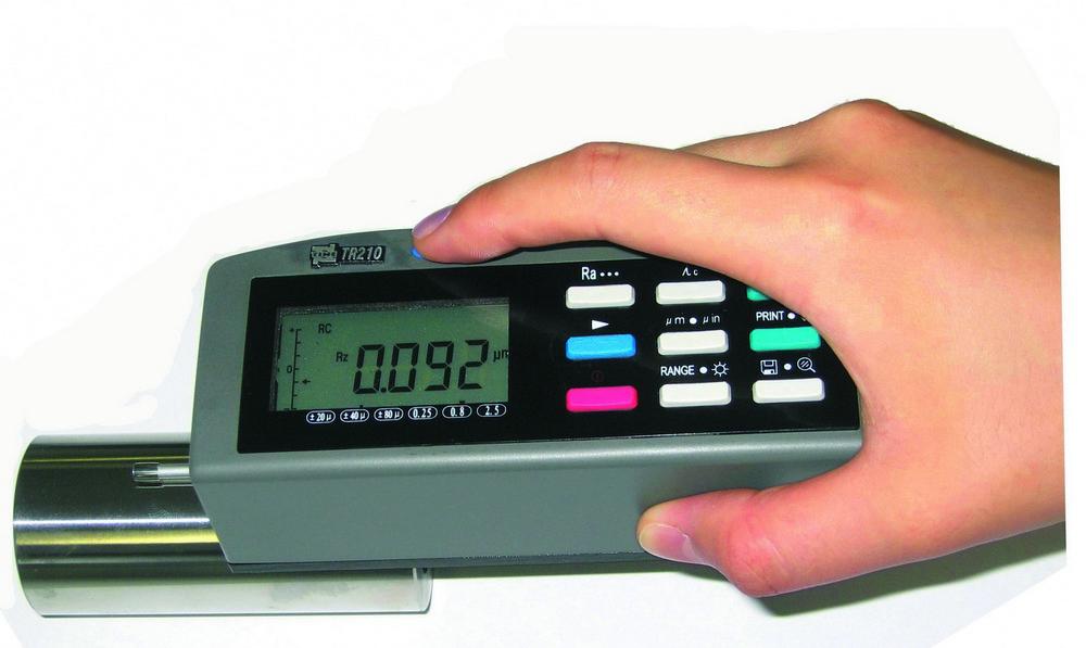 Измеритель шероховатости TIME TR210