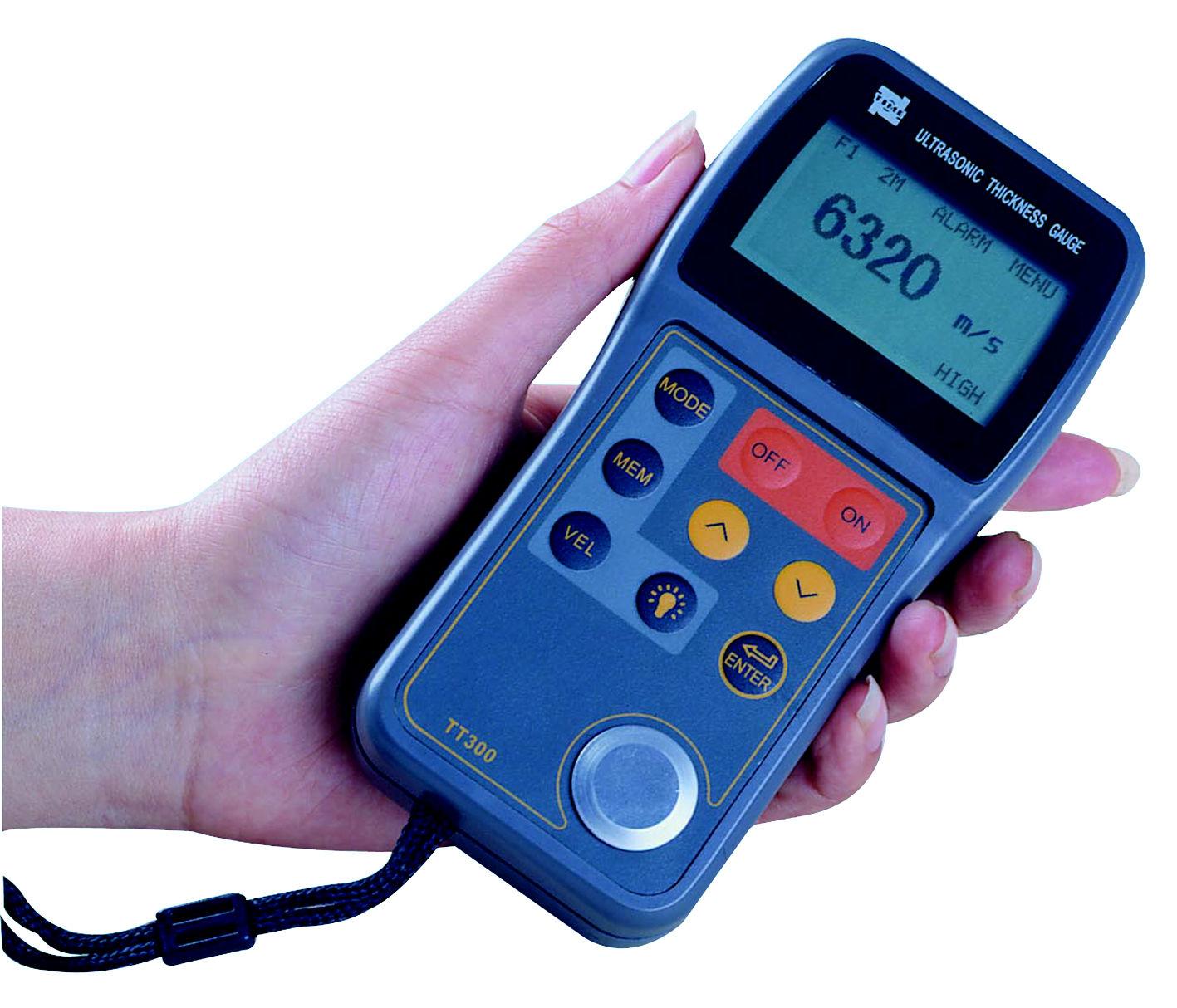 Толщиномер ультразвуковой TIME TT 300