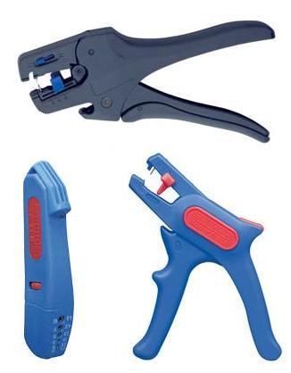 Механические инструменты для снятия изоляции