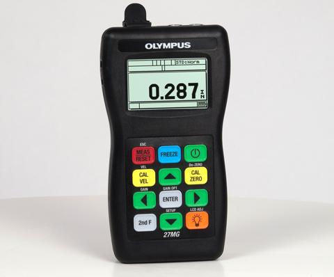 Толщиномер ультразвуковой Olympus 27MG