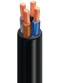 Гибкие силовые кабели FLEGIGRON 750 H07RN-F в резиновой изоляции