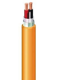 Гибкий огнеупорный кабель GENFIRE-331 ALARM SO2Z1-K 300/500В PH-120-LS-HF