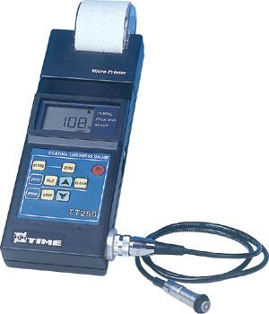 Толщиномер покрытий TIME TT260